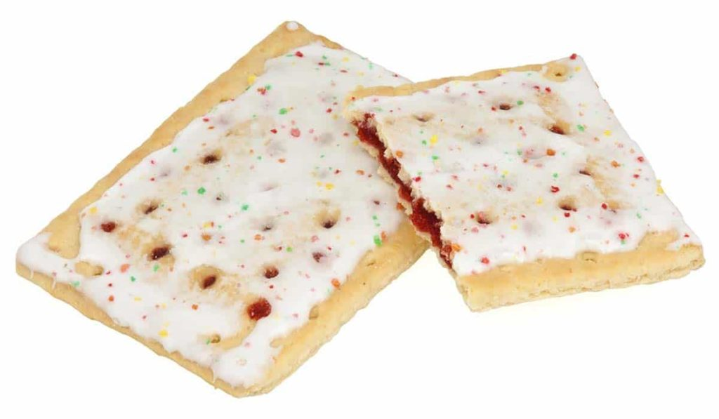Why Do Body Builders Eat Pop Tarts?