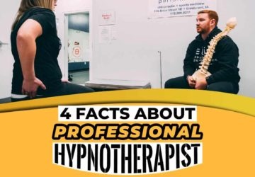 4 Facts About Professional Hypnotherapists