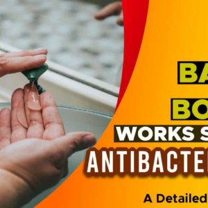Is Bath and Body Works Soap Antibacterial