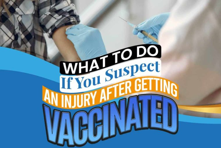 What To Do If You Suspect An Injury After Getting Vaccinated